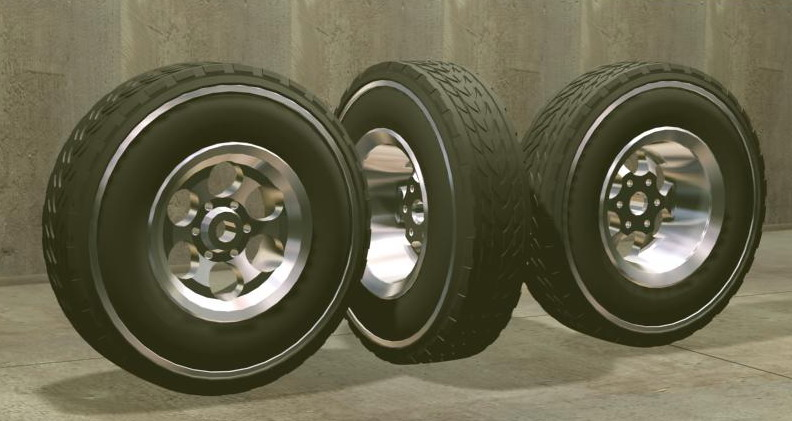 Latest trends in wheels